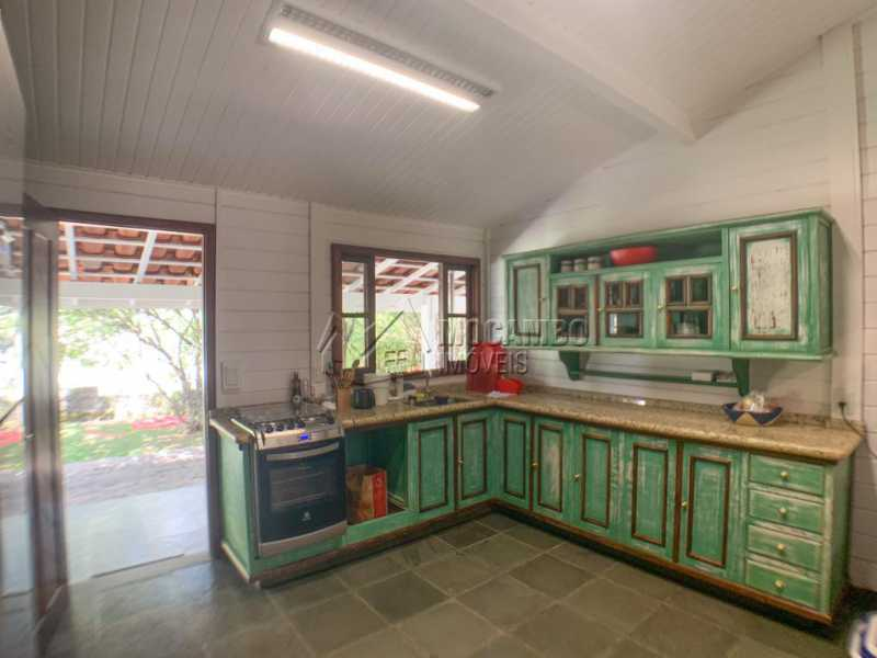 Cozinha - Casa em Condomínio 3 quartos à venda Itatiba,SP - R$ 980.000 - FCCN30533 - 10