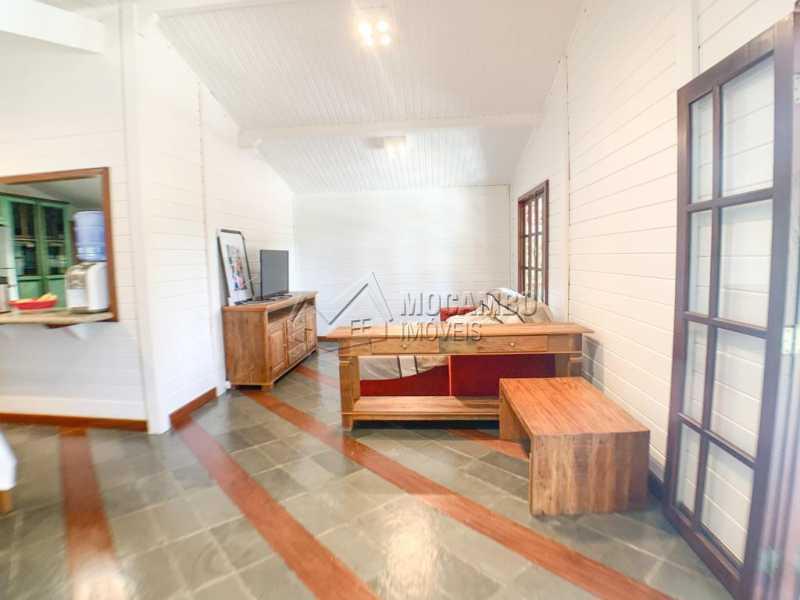 Sala - Casa em Condomínio 3 quartos à venda Itatiba,SP - R$ 980.000 - FCCN30533 - 4