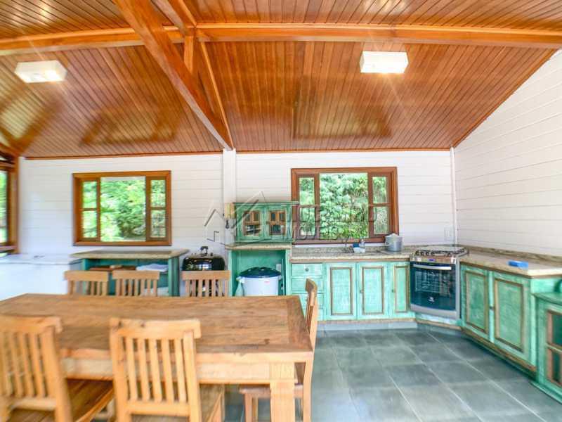 Espaço Gourmet - Casa em Condomínio 3 quartos à venda Itatiba,SP - R$ 980.000 - FCCN30533 - 19