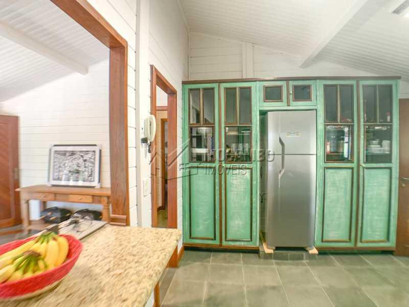 Cozinha - Casa em Condomínio 3 quartos à venda Itatiba,SP - R$ 980.000 - FCCN30533 - 9