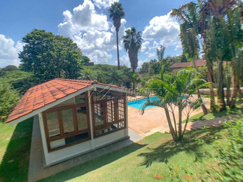 Casa da Piscina - Casa em Condomínio 3 quartos à venda Itatiba,SP - R$ 980.000 - FCCN30533 - 1