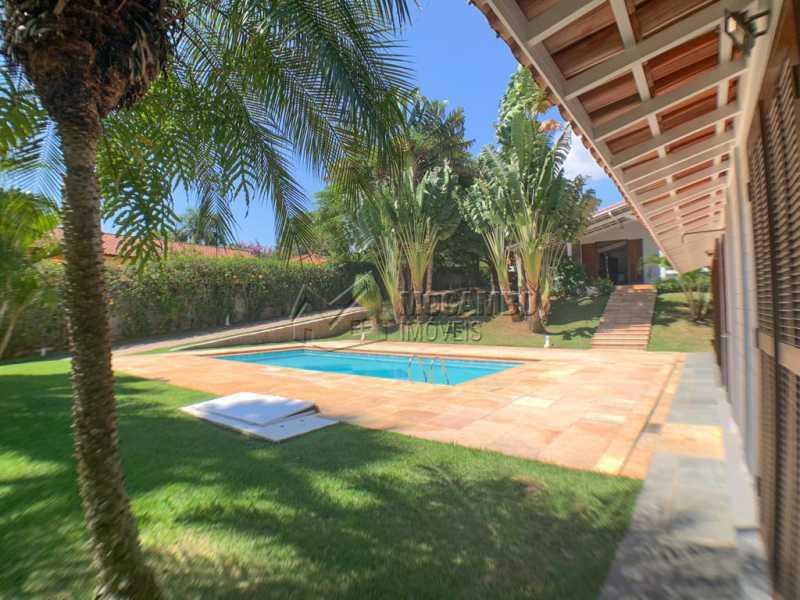 Piscina - Casa em Condomínio 3 quartos à venda Itatiba,SP - R$ 980.000 - FCCN30533 - 26