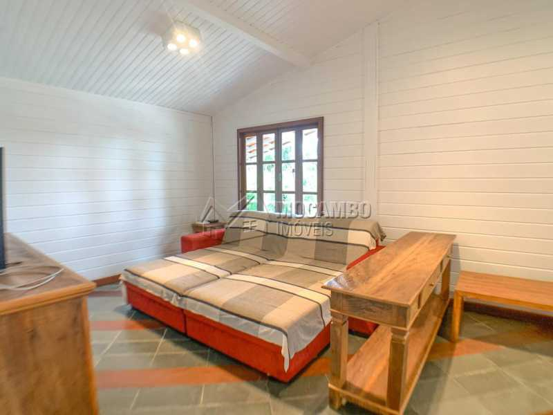Sala - Casa em Condomínio 3 quartos à venda Itatiba,SP - R$ 980.000 - FCCN30533 - 6