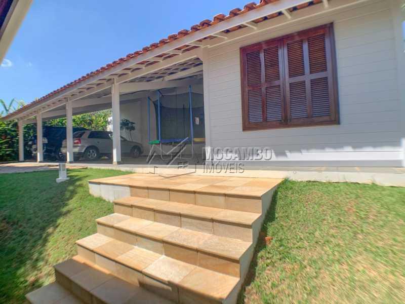 Garagem e quarto deposito - Casa em Condomínio 3 quartos à venda Itatiba,SP - R$ 980.000 - FCCN30533 - 29