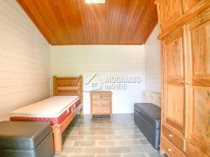Suíte da Casa da Piscina - Casa em Condomínio 3 quartos à venda Itatiba,SP - R$ 980.000 - FCCN30533 - 22