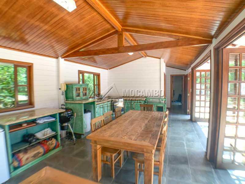 Espaço Gourmet - Casa em Condomínio 3 quartos à venda Itatiba,SP - R$ 980.000 - FCCN30533 - 20