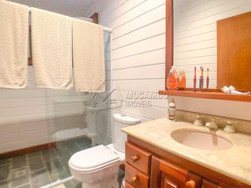Banheiro Social - Casa em Condomínio 3 quartos à venda Itatiba,SP - R$ 980.000 - FCCN30533 - 16