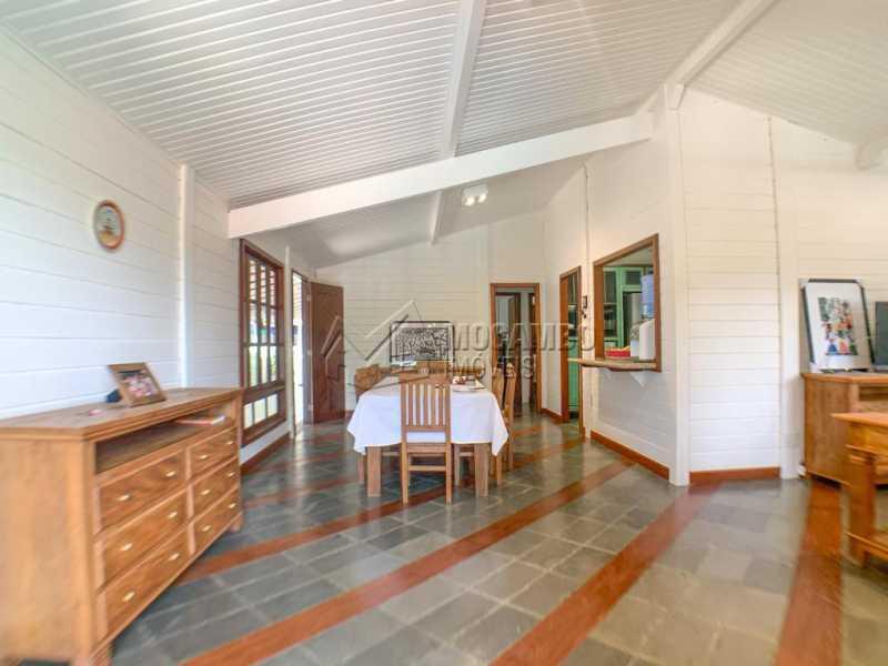 Sala - Casa em Condomínio 3 quartos à venda Itatiba,SP - R$ 980.000 - FCCN30533 - 5