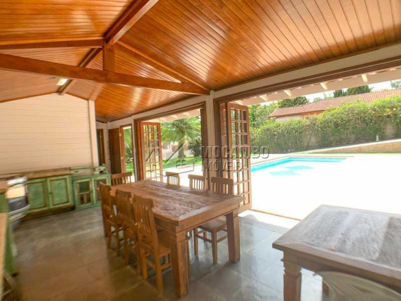 Espaço Gourmet - Casa em Condomínio 3 quartos à venda Itatiba,SP - R$ 980.000 - FCCN30533 - 21