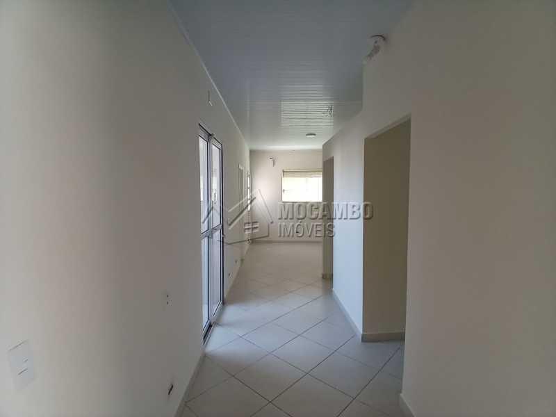 Hall de Distribuição Piso Inf. - Prédio 191m² para alugar Itatiba,SP - R$ 4.100 - FCPR00020 - 4