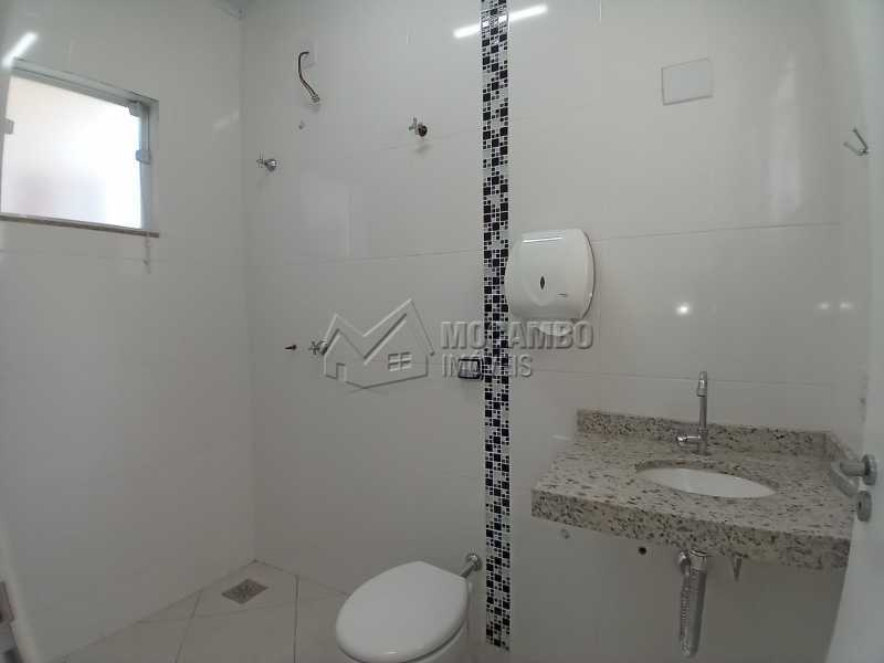 Lavabo - Prédio 191m² para alugar Itatiba,SP - R$ 4.100 - FCPR00020 - 17