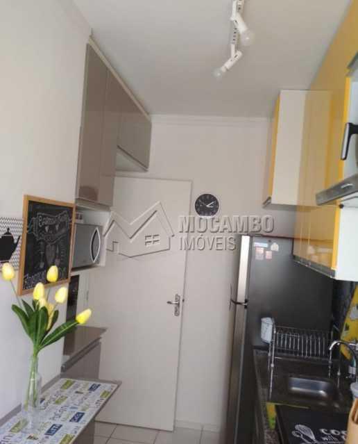 Cozinha - Apartamento 2 quartos para alugar Itatiba,SP - R$ 1.300 - FCAP21245 - 1