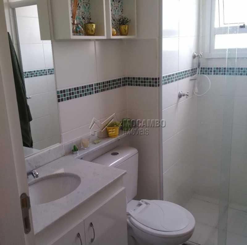 Banheiro - Apartamento 2 quartos para alugar Itatiba,SP - R$ 1.300 - FCAP21245 - 4