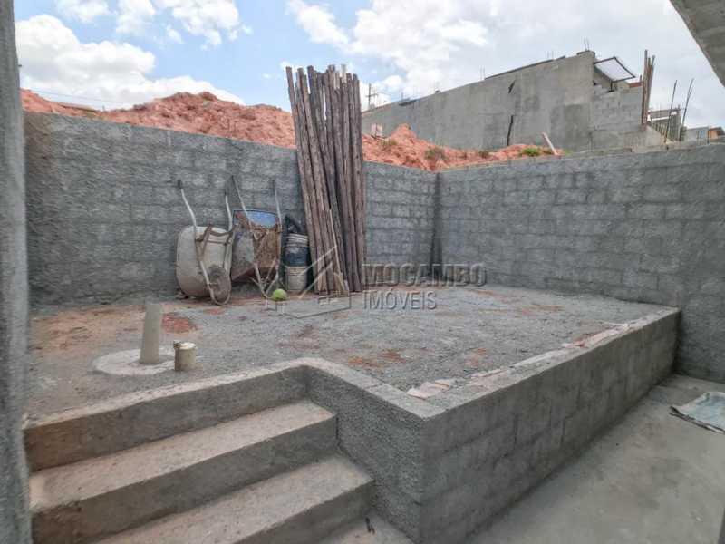 Quintal - Casa 2 quartos à venda Itatiba,SP - R$ 260.000 - FCCA21472 - 11