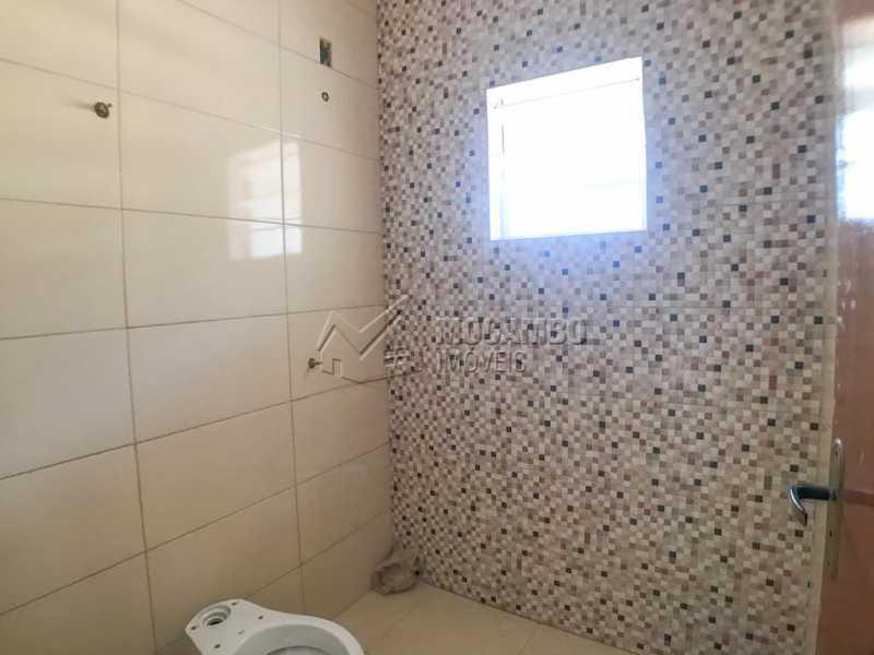 Banehiro social - Casa 2 quartos à venda Itatiba,SP - R$ 260.000 - FCCA21472 - 5