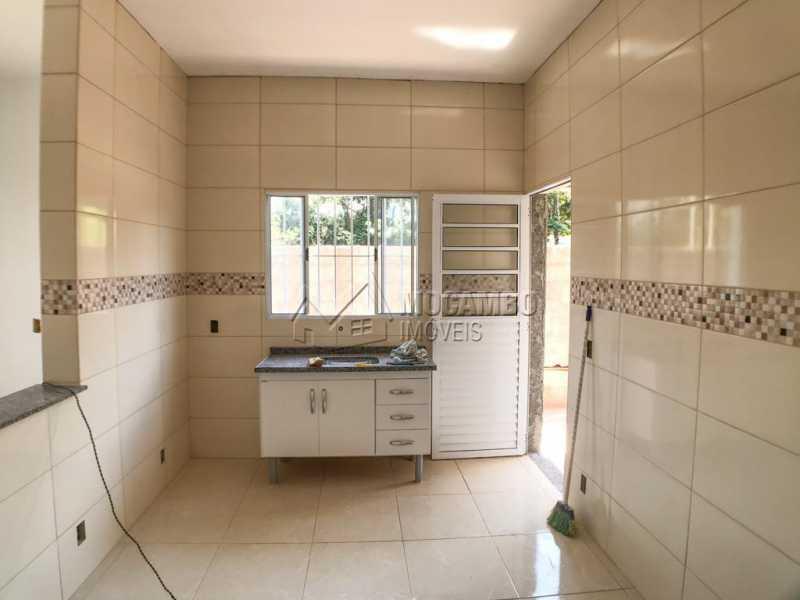 Cozinha - Casa 2 quartos à venda Itatiba,SP - R$ 260.000 - FCCA21472 - 4