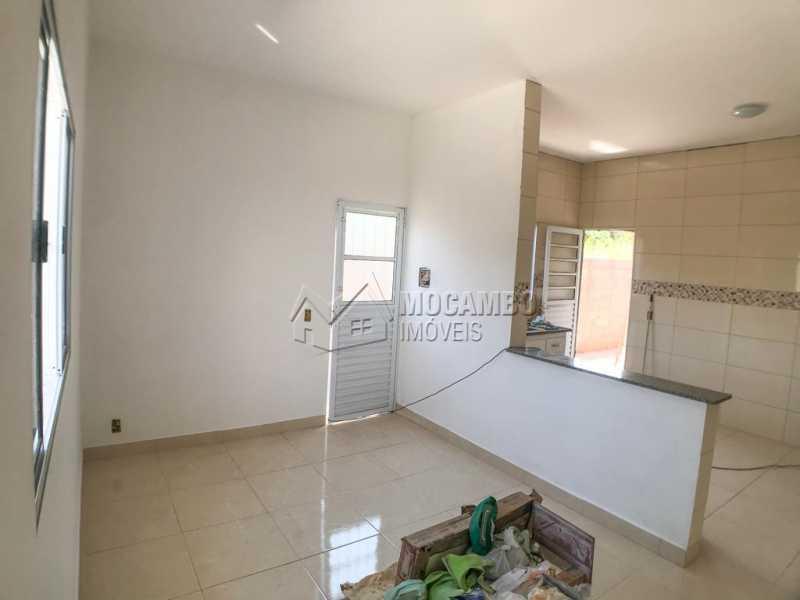 Sala - Casa 2 quartos à venda Itatiba,SP - R$ 260.000 - FCCA21472 - 1
