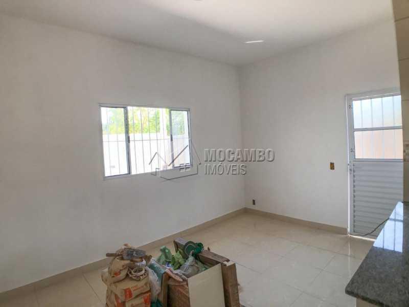 Sala - Casa 2 quartos à venda Itatiba,SP - R$ 260.000 - FCCA21472 - 3