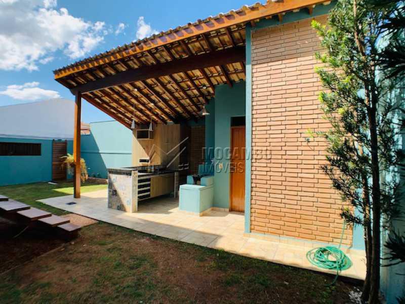 Área de Serviço  - Casa em Condomínio 3 quartos à venda Itatiba,SP - R$ 850.000 - FCCN30535 - 5