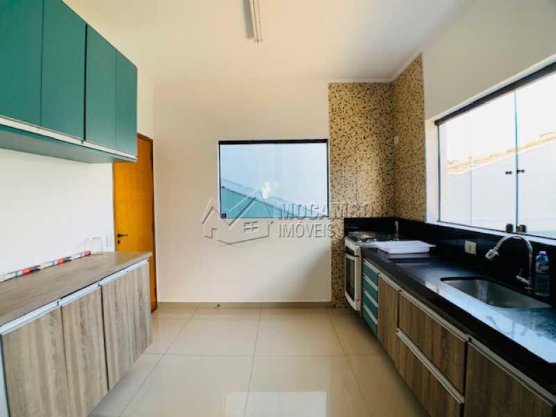 Cozinha - Casa em Condomínio 3 quartos à venda Itatiba,SP - R$ 850.000 - FCCN30535 - 11
