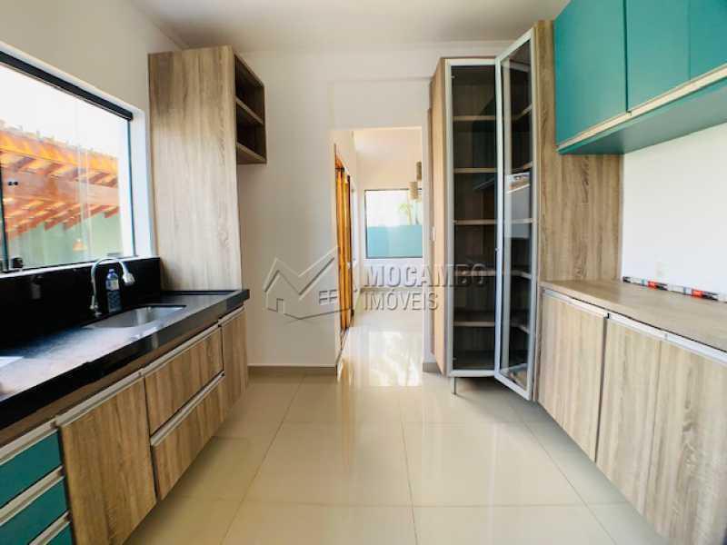 Cozinha - Casa em Condomínio 3 quartos à venda Itatiba,SP - R$ 850.000 - FCCN30535 - 12