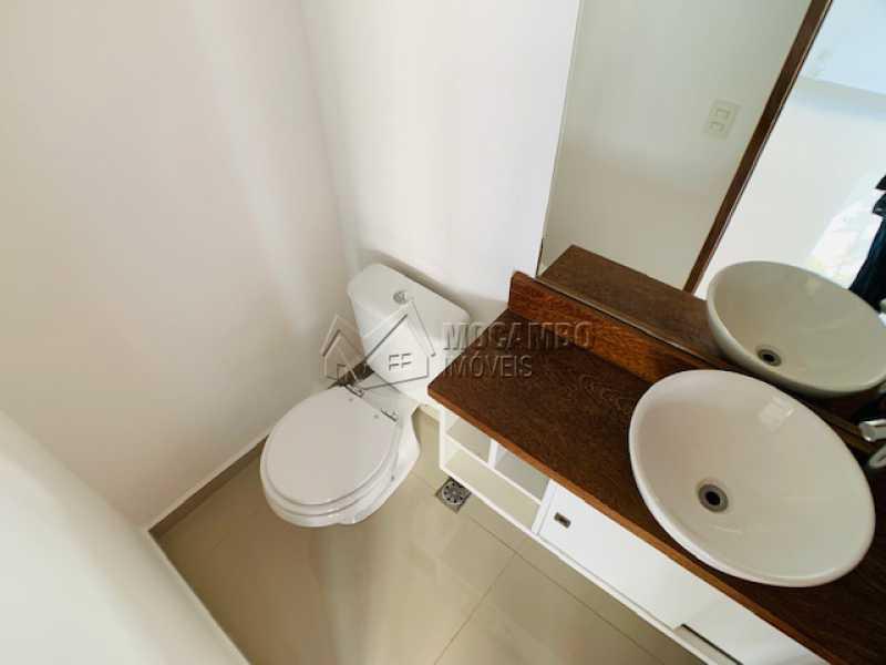Lavabo  - Casa em Condomínio 3 quartos à venda Itatiba,SP - R$ 850.000 - FCCN30535 - 13