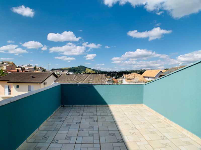 Varanda  - Casa em Condomínio 3 quartos à venda Itatiba,SP - R$ 850.000 - FCCN30535 - 23