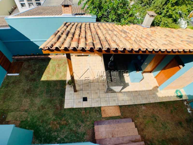 Área Gourmet  - Casa em Condomínio 3 quartos à venda Itatiba,SP - R$ 850.000 - FCCN30535 - 7