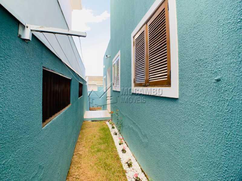 Corredor  - Casa em Condomínio 3 quartos à venda Itatiba,SP - R$ 850.000 - FCCN30535 - 25