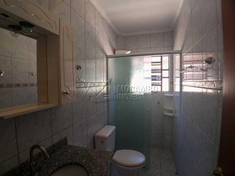 Banheiro - Apartamento 2 quartos à venda Itatiba,SP - R$ 210.000 - FCAP21251 - 7