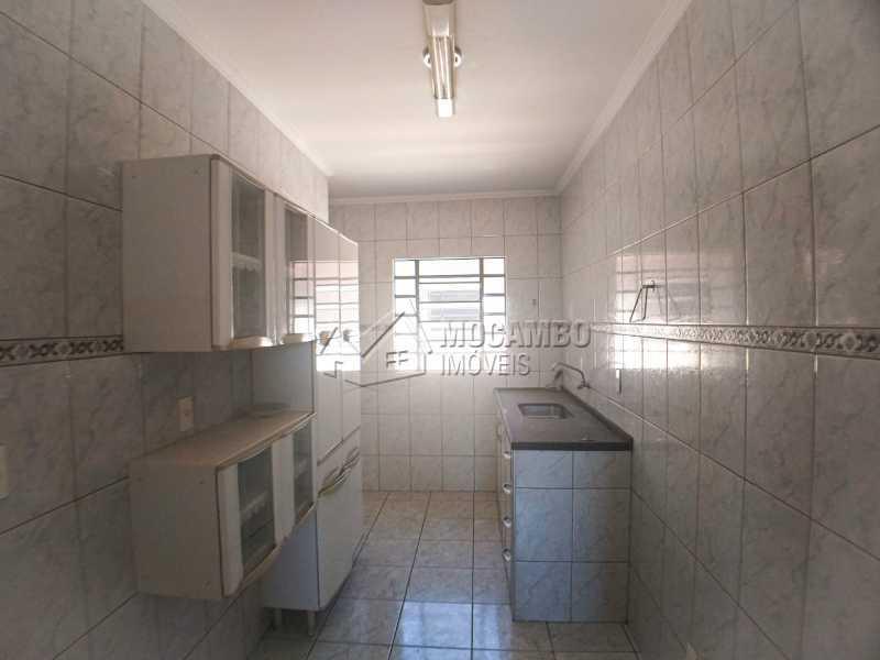 Cozinha - Apartamento 2 quartos à venda Itatiba,SP - R$ 210.000 - FCAP21251 - 5