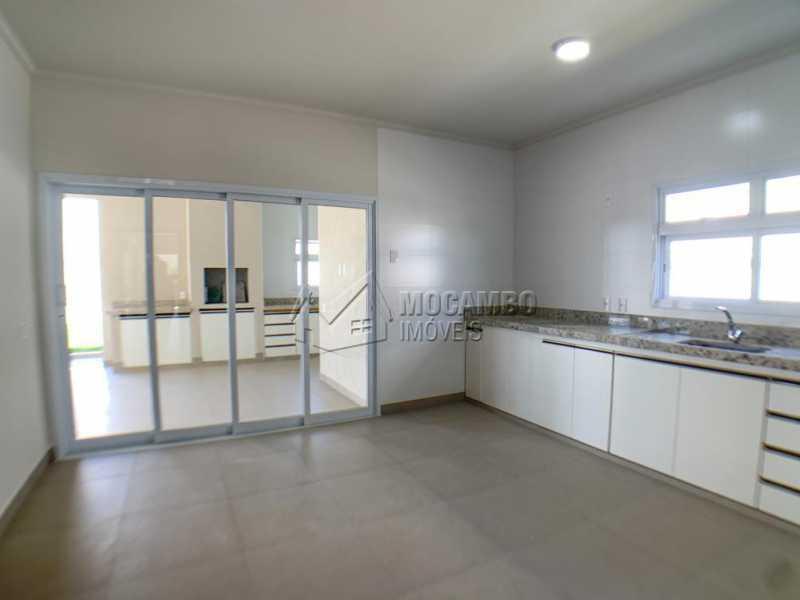 Cozinha - Casa em Condomínio 4 quartos à venda Itatiba,SP - R$ 1.250.000 - FCCN40185 - 11