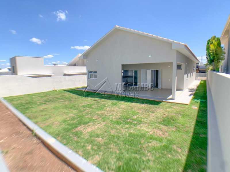 Fachada interna - Casa em Condomínio 4 quartos à venda Itatiba,SP - R$ 1.250.000 - FCCN40185 - 27