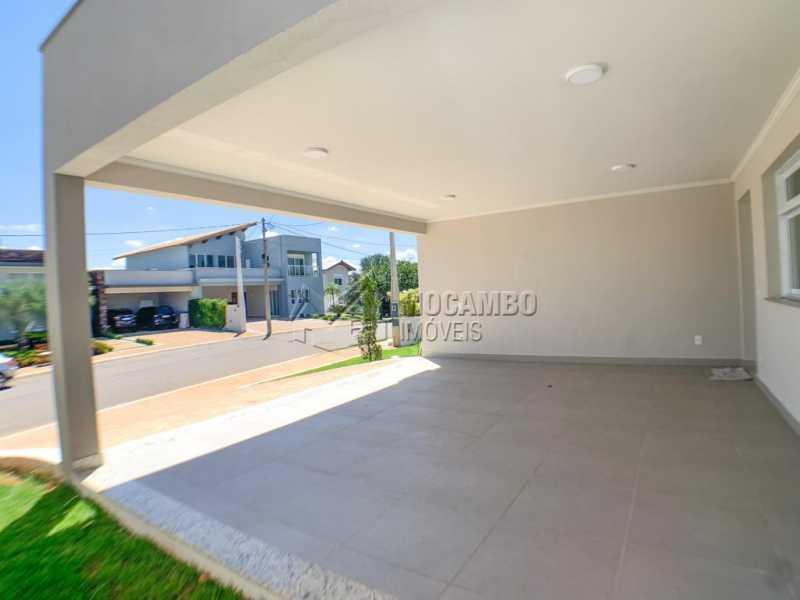 Garagem - Casa em Condomínio 4 quartos à venda Itatiba,SP - R$ 1.250.000 - FCCN40185 - 29