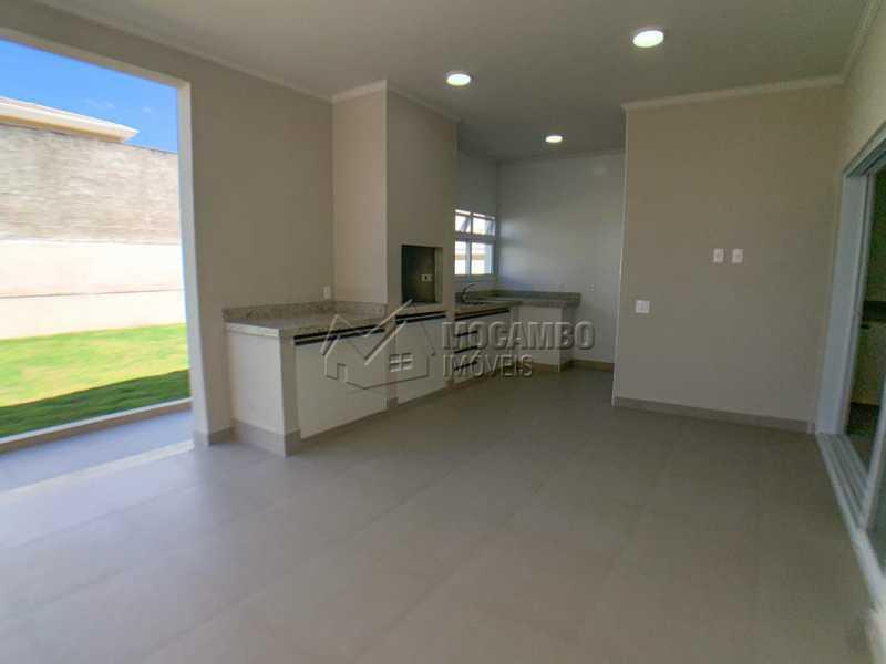 Espaço Gourmet - Casa em Condomínio 4 quartos à venda Itatiba,SP - R$ 1.250.000 - FCCN40185 - 21