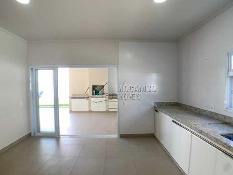 Cozinha - Casa em Condomínio 4 quartos à venda Itatiba,SP - R$ 1.250.000 - FCCN40185 - 9