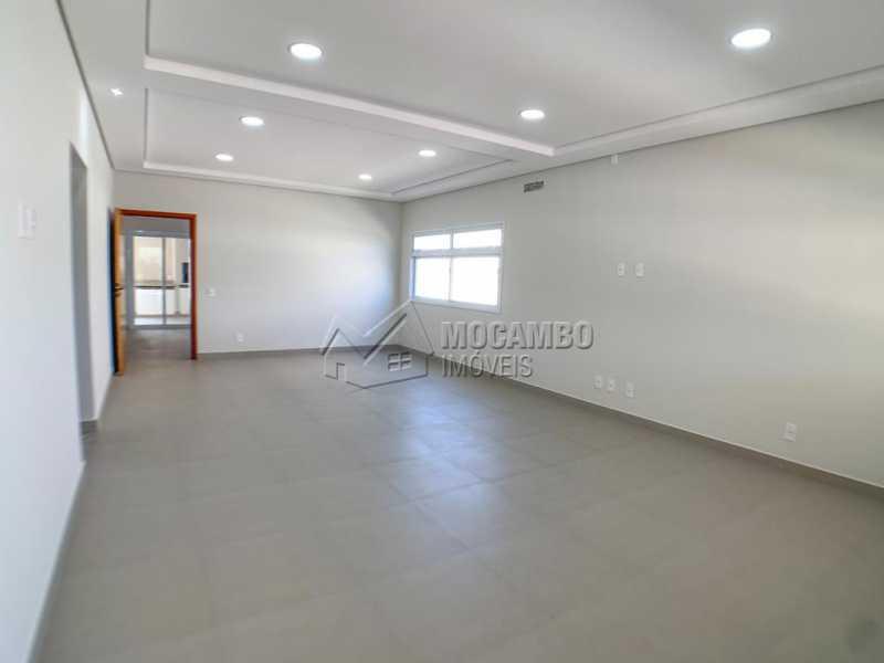 Sala - Casa em Condomínio 4 quartos à venda Itatiba,SP - R$ 1.250.000 - FCCN40185 - 3