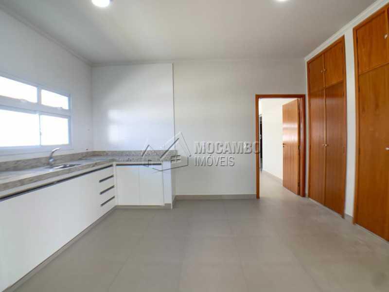 Cozinha - Casa em Condomínio 4 quartos à venda Itatiba,SP - R$ 1.250.000 - FCCN40185 - 13