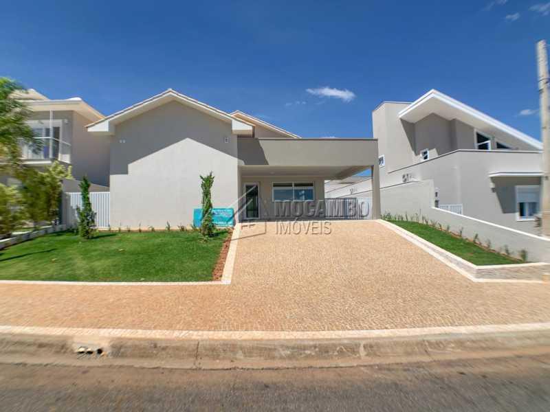 Fachada - Casa em Condomínio 4 quartos à venda Itatiba,SP - R$ 1.250.000 - FCCN40185 - 1