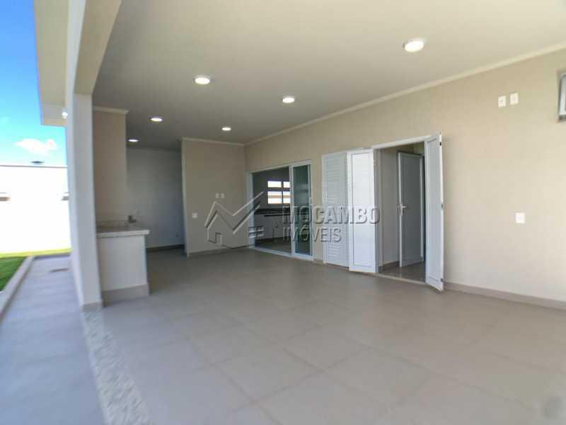 Espaço Gourmet - Casa em Condomínio 4 quartos à venda Itatiba,SP - R$ 1.250.000 - FCCN40185 - 22