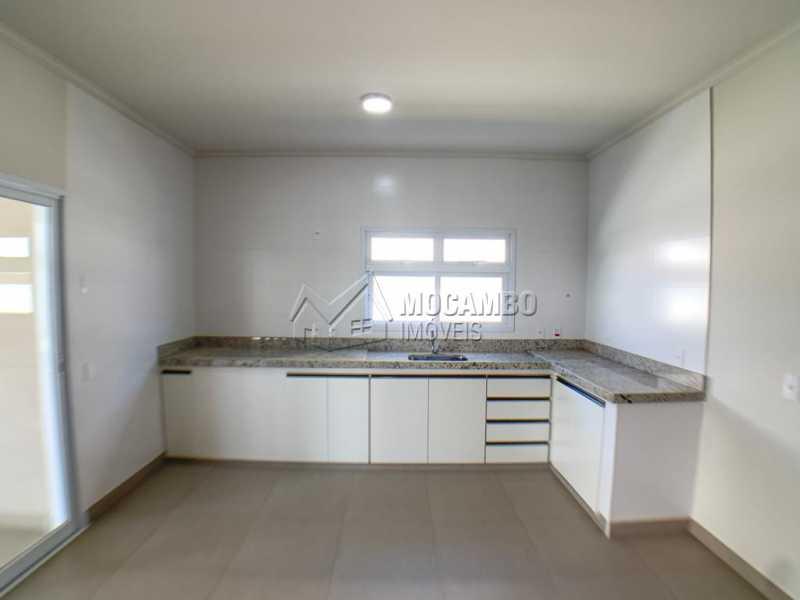 Cozinha - Casa em Condomínio 4 quartos à venda Itatiba,SP - R$ 1.250.000 - FCCN40185 - 10
