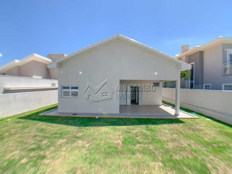 Fachada Interna - Casa em Condomínio 4 quartos à venda Itatiba,SP - R$ 1.250.000 - FCCN40185 - 28