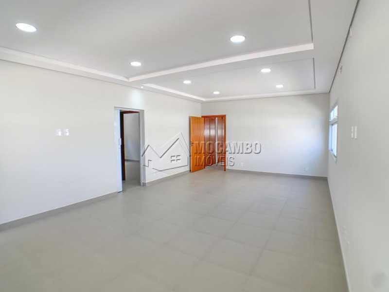 Sala - Casa em Condomínio 4 quartos à venda Itatiba,SP - R$ 1.250.000 - FCCN40185 - 7
