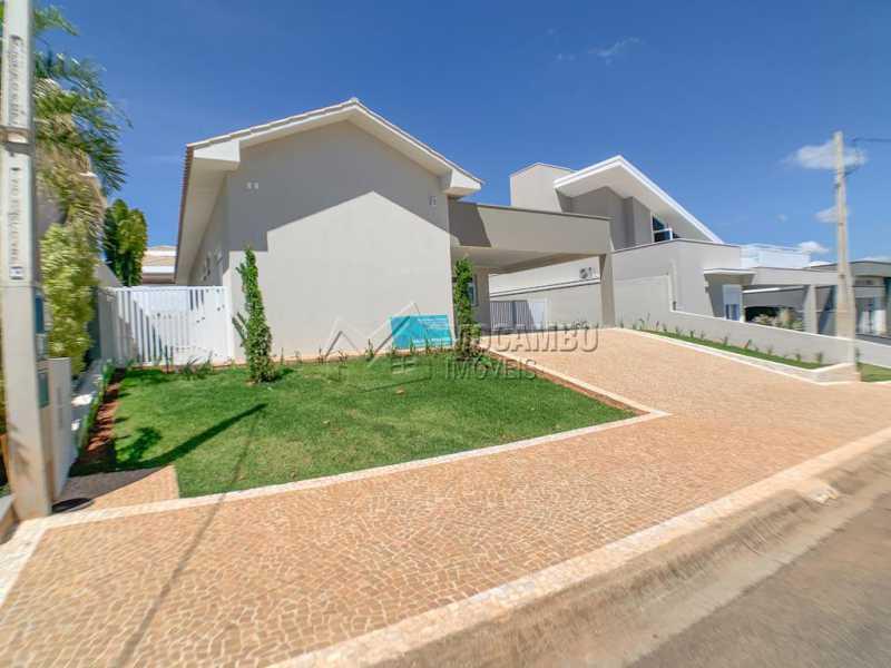 Fachada - Casa em Condomínio 4 quartos à venda Itatiba,SP - R$ 1.250.000 - FCCN40185 - 30
