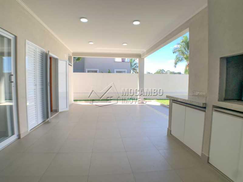 Espaço Gourmet - Casa em Condomínio 4 quartos à venda Itatiba,SP - R$ 1.250.000 - FCCN40185 - 20