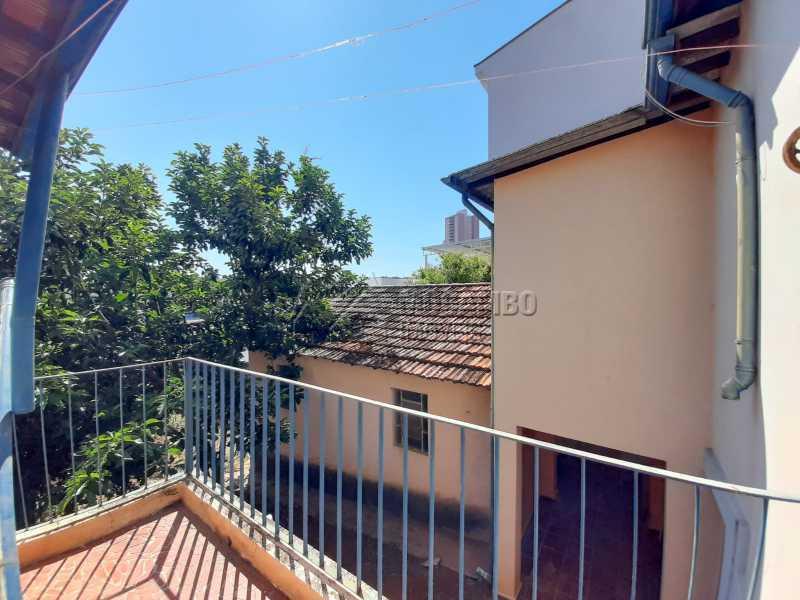 Vista do Quintal - Casa 3 quartos à venda Itatiba,SP Centro - R$ 459.000 - FCCA31457 - 12