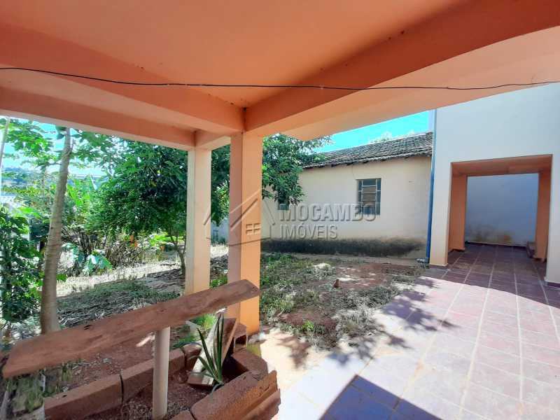 Quintal - Casa 3 quartos à venda Itatiba,SP Centro - R$ 459.000 - FCCA31457 - 13