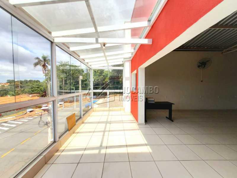 Varanda - Sobreloja para alugar Itatiba,SP Jardim Nardin - R$ 2.000 - FCSJ00014 - 3