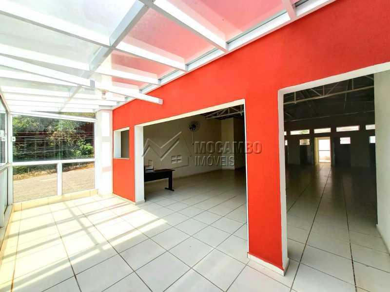 Varanda - Sobreloja para alugar Itatiba,SP Jardim Nardin - R$ 2.000 - FCSJ00014 - 5