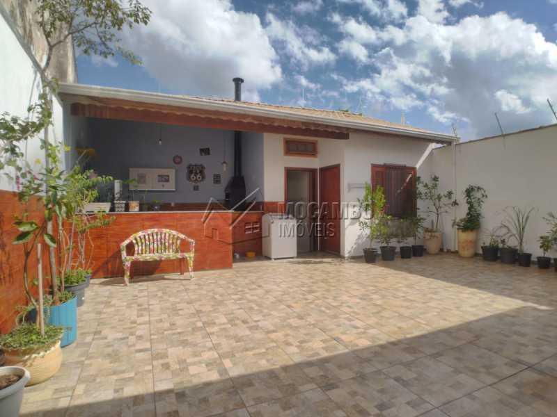 Quintal - Casa 3 quartos à venda Itatiba,SP - R$ 540.000 - FCCA31459 - 17